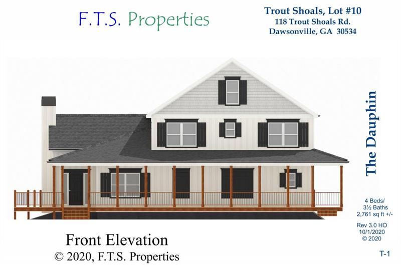 Image for property 118 Trout Shoals Road, Dawsonville, GA 30534