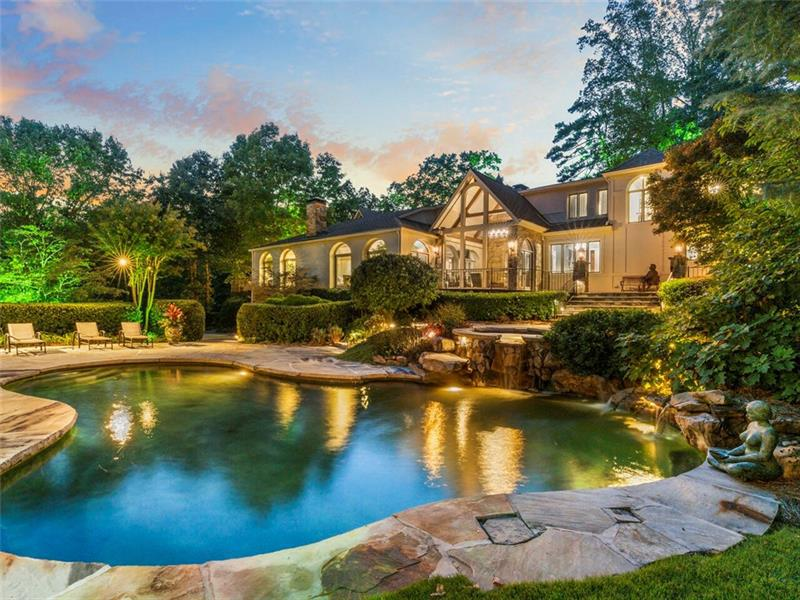 Image for property 75 Finch Forest Trail, Sandy Springs, GA 30327