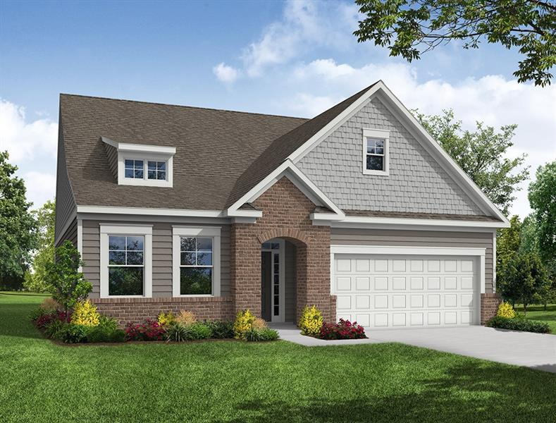 Image for property 6931 Manchester Drive, Flowery Branch, GA 30542