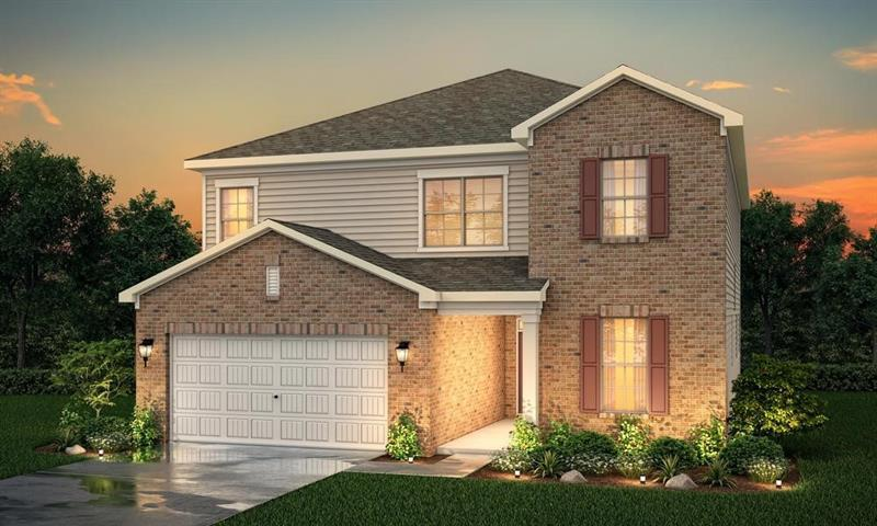 Image for property 3442 Long Creek Drive(Lot 210), Buford, GA 30519
