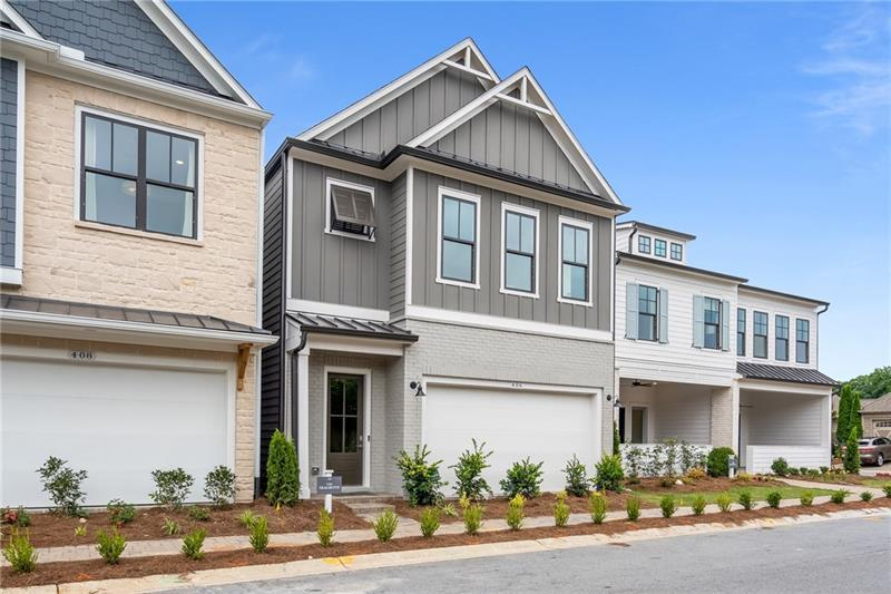 Image for property 124 Village Green Avenue, Woodstock, GA 30189