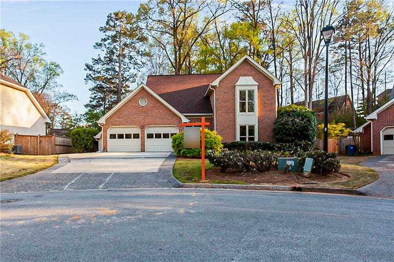 Image for property 3532 TELFAIR Way, Brookhaven, GA 30319