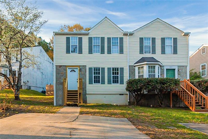 Image for property 1856 Grant Court, Kennesaw, GA 30144