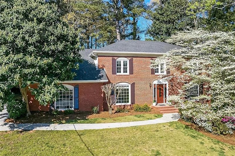 Image for property 4752 Pine Acres Court, Dunwoody, GA 30338
