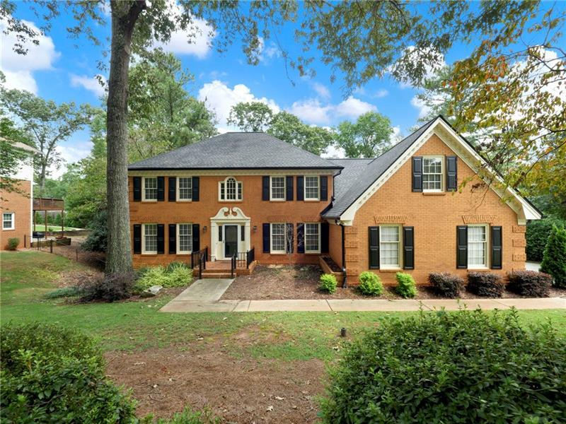 Image for property 7575 Hunters Woods Drive, Sandy Springs, GA 30350