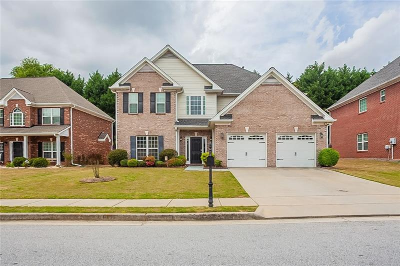 Image for property 969 Yancey Court, Loganville, GA 30052
