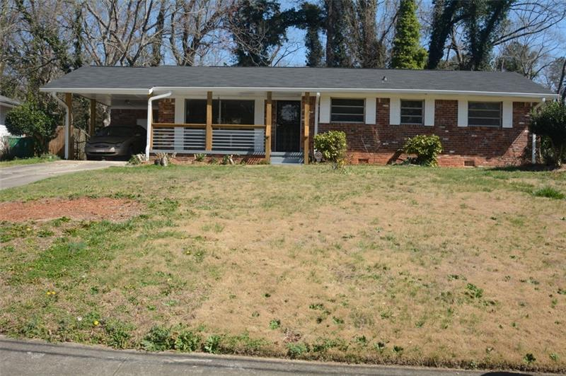 Image for property 2403 SHAMROCK Drive, Decatur, GA 30032