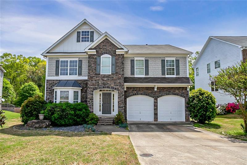 Image for property 151 Mill Creek Drive, Canton, GA 30115