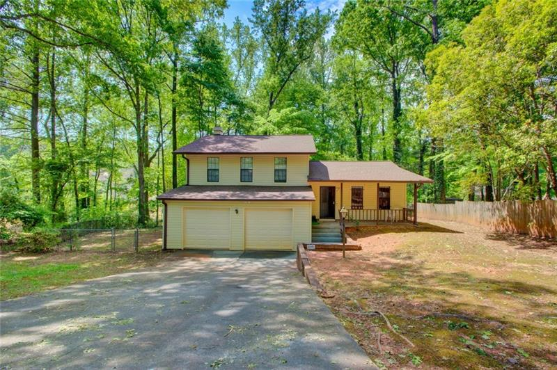 Image for property 5393 Greenhedge Court, Stone Mountain, GA 30088