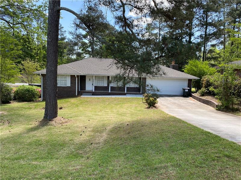 Image for property 6737 Queen Mill Road, Mableton, GA 30126