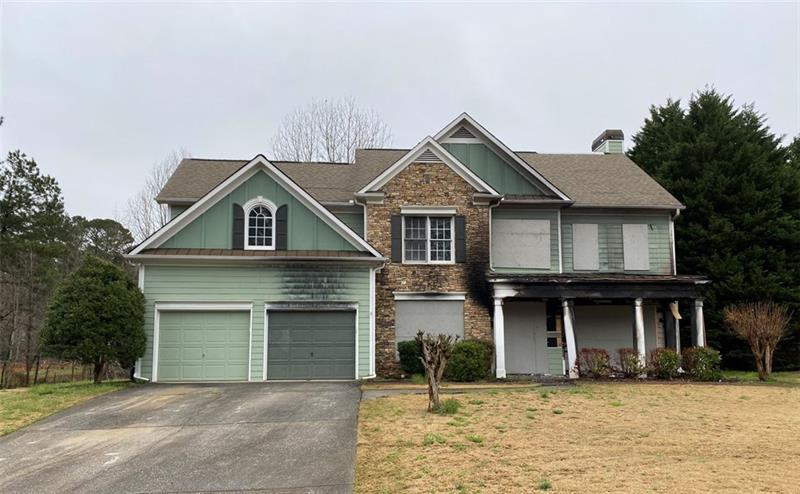 Image for property 5628 Woolwich Lane, Acworth, GA 30101