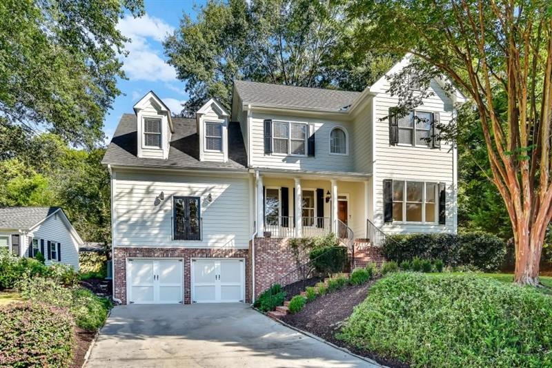 Image for property 1206 Thornwell Drive, Brookhaven, GA 30319