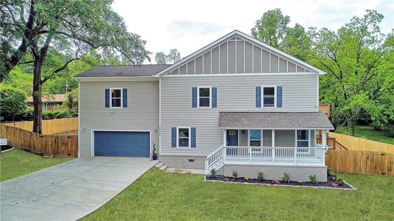 Image for property 2848 McAfee Road, Decatur, GA 30032