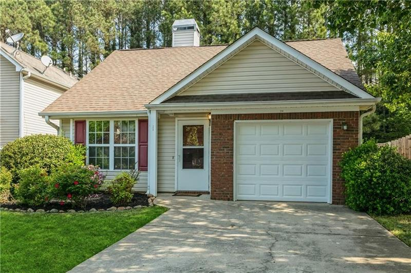 Image for property 234 Park Place, Woodstock, GA 30189