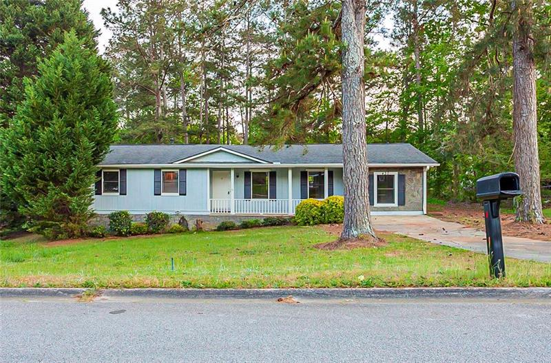 Image for property 437 Birch Lane, Conyers, GA 30094