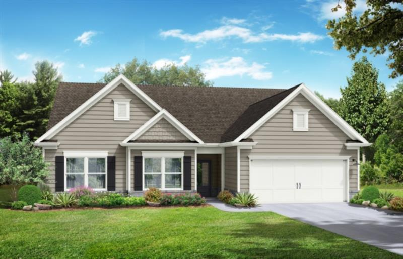 Image for property 710 Stonecreek Bend, Monroe, GA 30655
