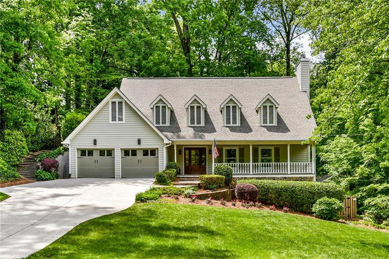 Image for property 1270 Old Woodbine Road, Sandy Springs, GA 30319