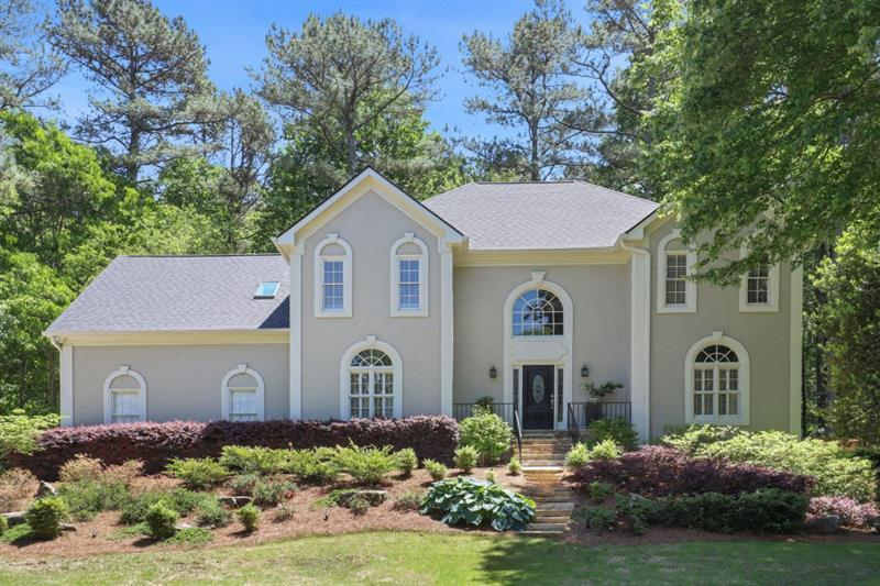 Image for property 4256 Green Ridge Drive, Marietta, GA 30062