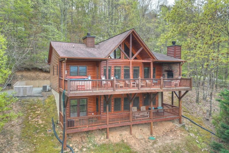 Image for property 437 Spruce Circle, Mineral Bluff, GA 30559