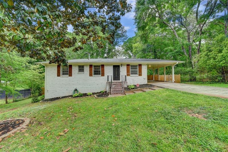 Image for property 3107 HOLBROOK Drive, Marietta, GA 30060