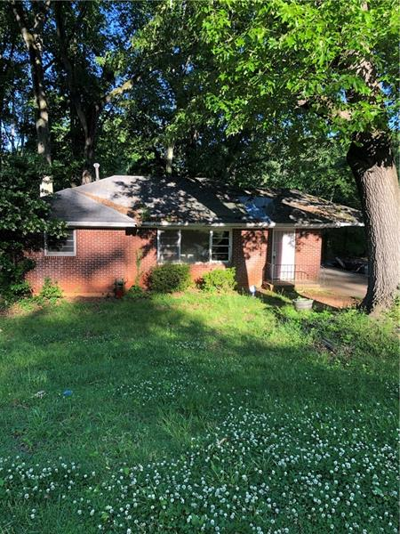 Image for property 2505 Riggs Drive, East Point, GA 30344