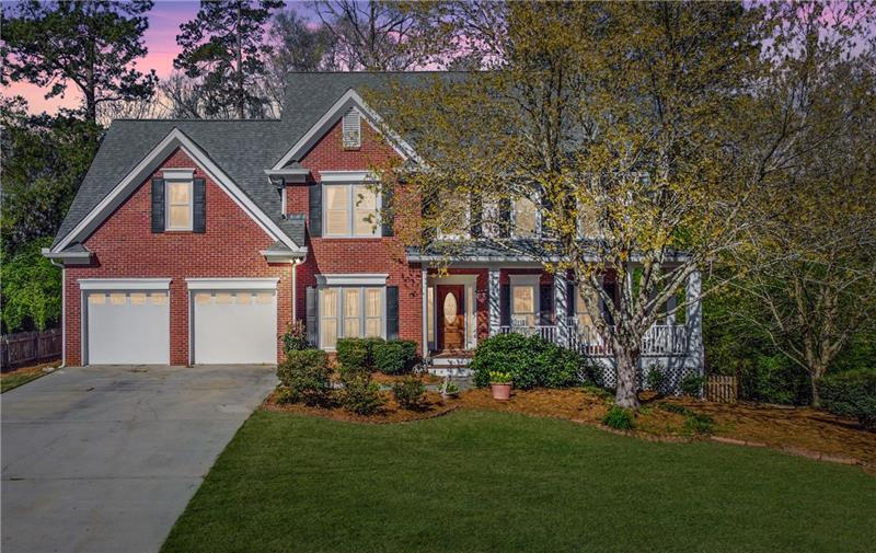 Image for property 3457 Fox Hollow Drive, Marietta, GA 30068