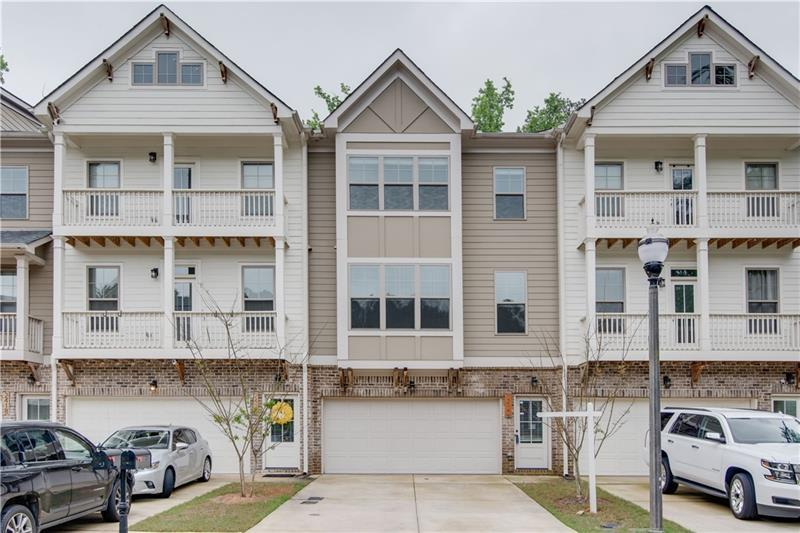 Image for property 2422 Misty Hollow Place 13, College Park, GA 30337