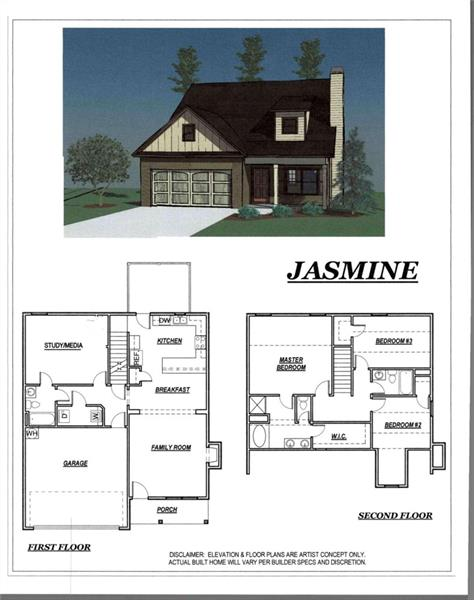 Image for property 242 Fox Crossing Road, Griffin, GA 30224