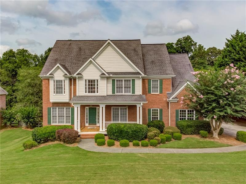 Image for property 4002 Hickory Fairway Drive, Woodstock, GA 30188
