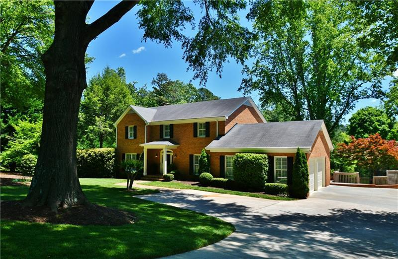 Image for property 111 Woodlake Drive, Gainesville, GA 30506