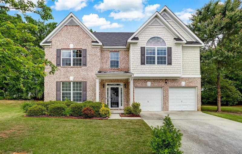 Image for property 328 Jarrod Oaks Court, Loganville, GA 30052