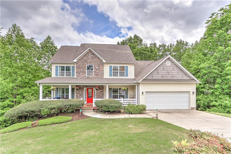 Image for property 5375 Angel Wing Court, Gainesville, GA 30506