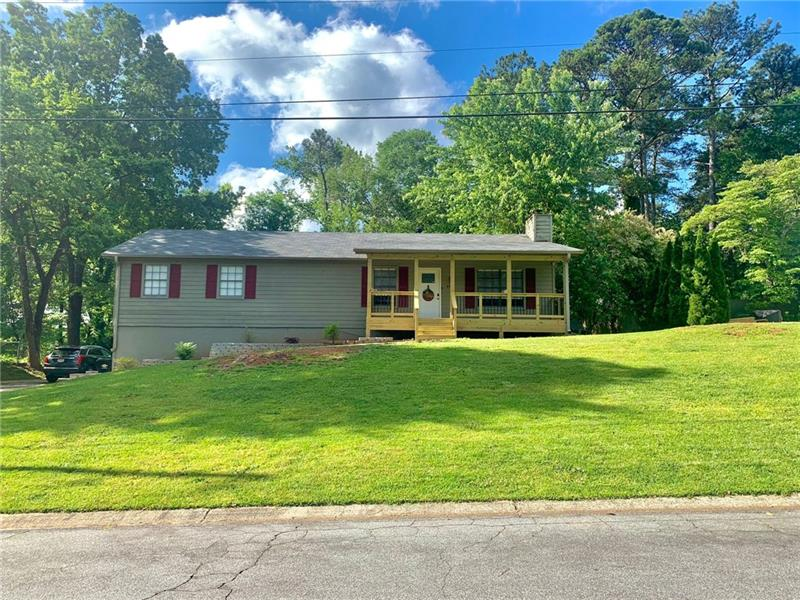 Image for property 4937 Dana Drive, Kennesaw, GA 30144