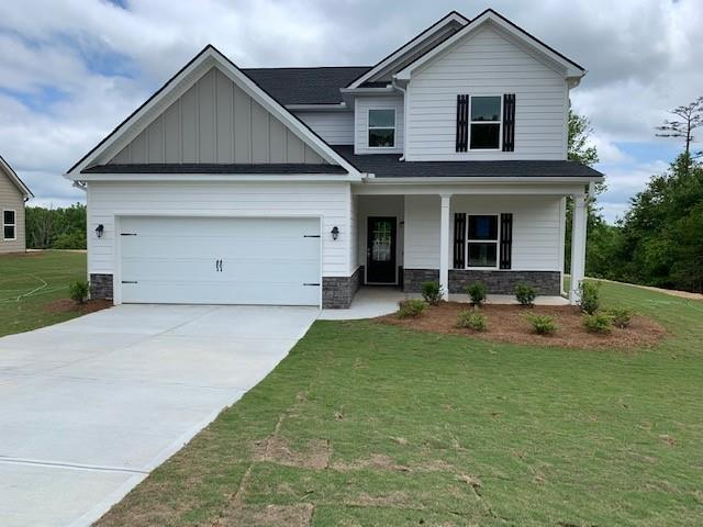 Image for property 4537 Highland Gate Parkway, Gainesville, GA 30506