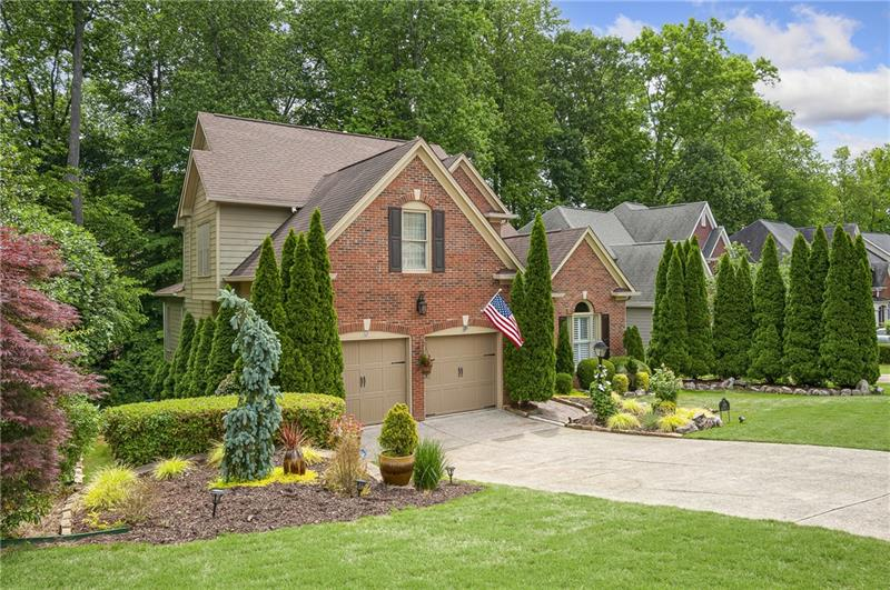 Image for property 4199 Steeplehill Drive, Kennesaw, GA 30144