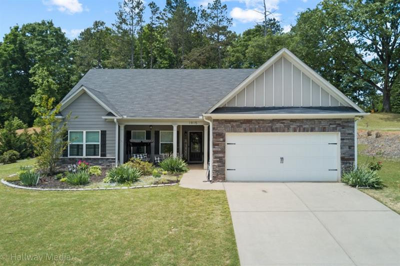Image for property 1915 Windstone Place, Winder, GA 30680