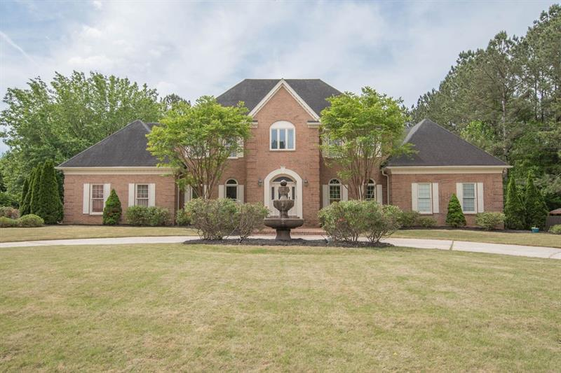 Image for property 135 Victoria Drive, Fayetteville, GA 30214