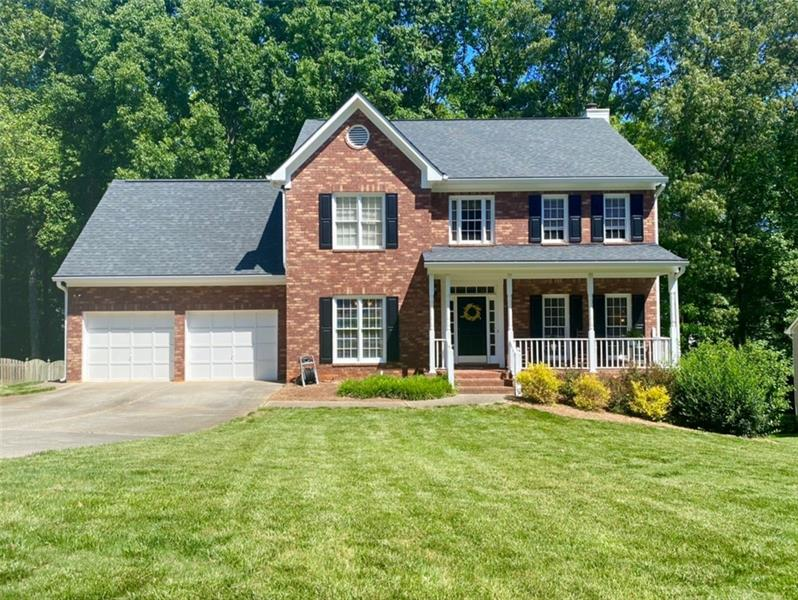 Image for property 2677 Forest Meadow Lane, Lawrenceville, GA 30043