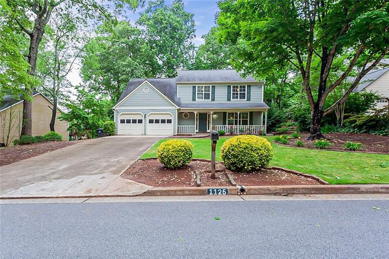 Image for property 1125 Taylor Oaks Drive, Roswell, GA 30076