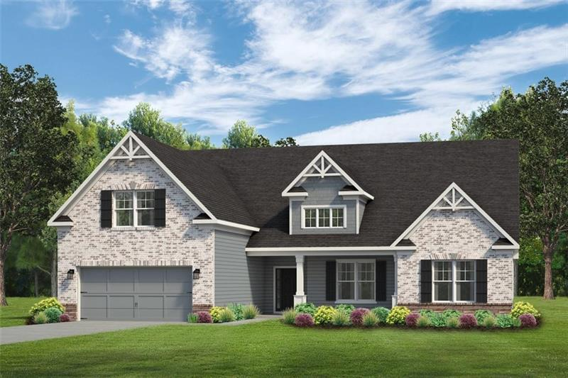 Image for property 4542 Red Blossom Trail, Powder Springs, GA 30127