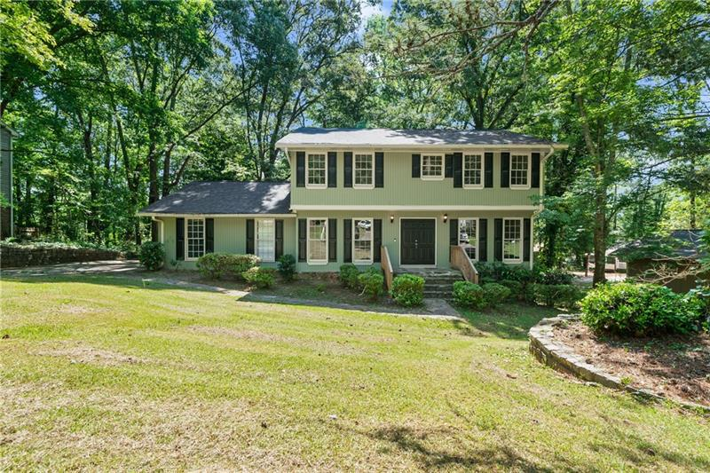 Image for property 1680 Briarbend Court, Stone Mountain, GA 30088