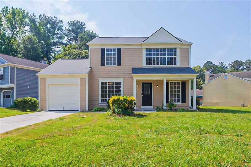 Image for property 6235 Marbut Farms Trail, Lithonia, GA 30058