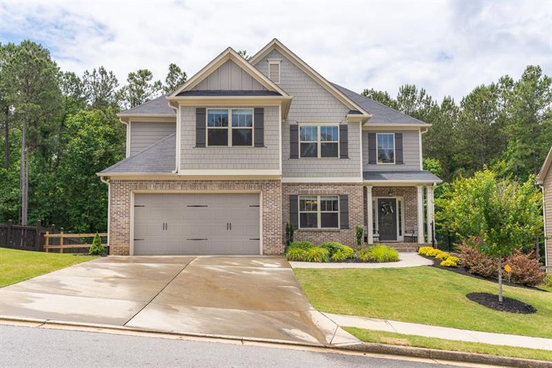 Image for property 1242 DOUBLE BRANCHES Lane, Dallas, GA 30132