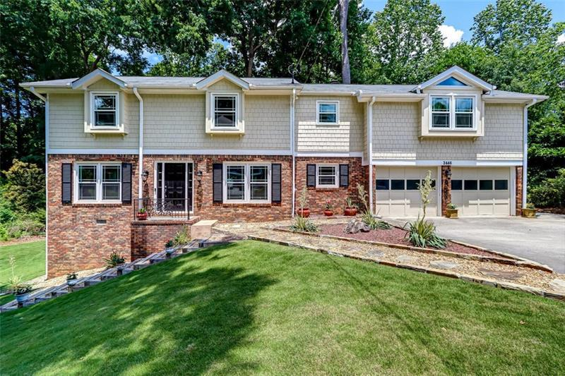 Image for property 2446 FOX HOLLOW Court, Dunwoody, GA 30360
