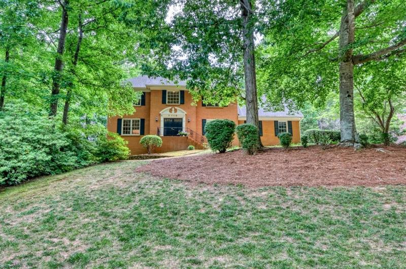 Image for property 7110 Cherry Bluff Drive, Sandy Springs, GA 30350