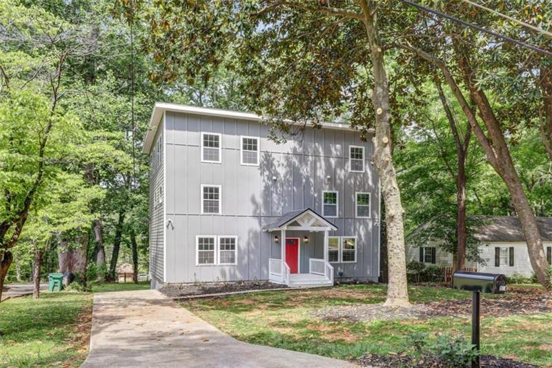 Image for property 1965 McAfee Place, Decatur, GA 30032