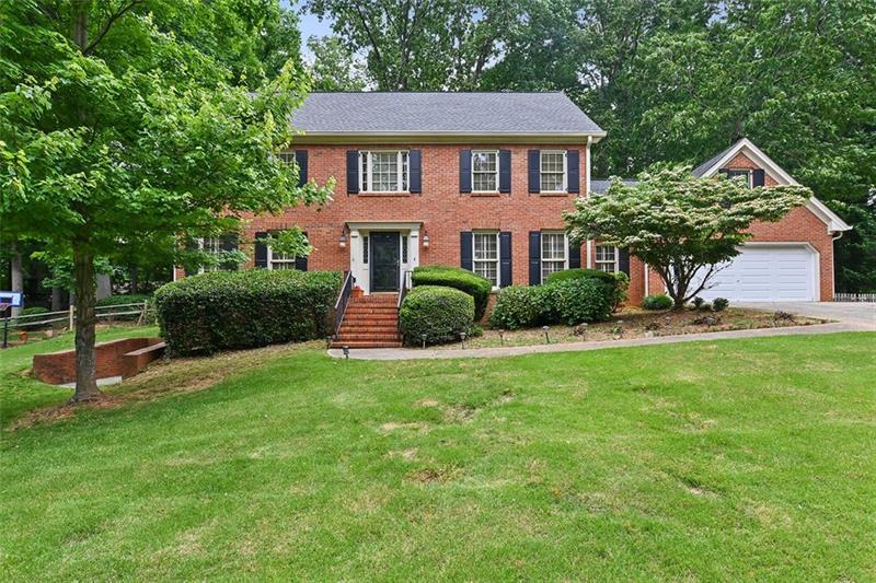 Image for property 4593 FITZPATRICK Way, Peachtree Corners, GA 30092