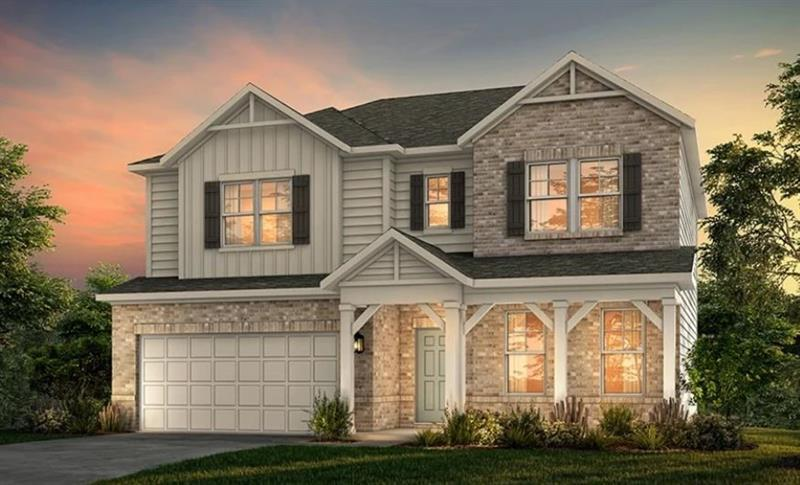 Image for property 3318 Hidden Valley Circle, Lawrenceville, GA 30044