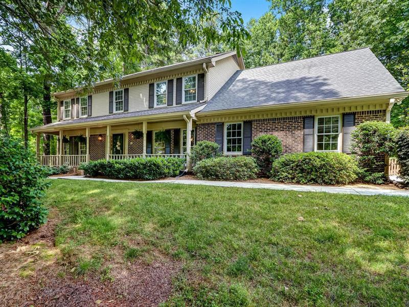 Image for property 3895 High Shoals Drive, Peachtree Corners, GA 30092
