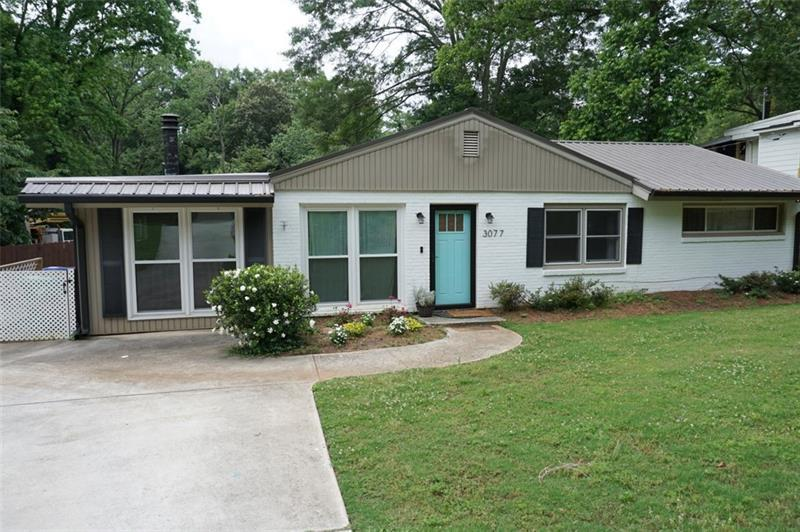Image for property 3077 BROOK Drive, Decatur, GA 30033